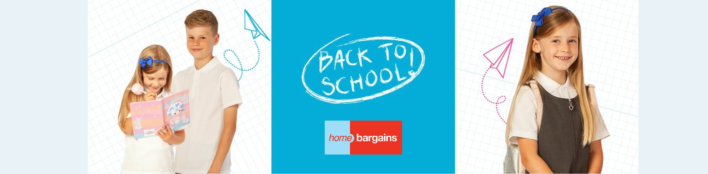 back to school at home bargains